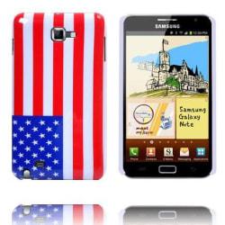 US Flag Samsung Galaxy Note Skal