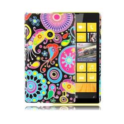 Valentine (Mörkt Mönster) Nokia Lumia 520 / 525 Skal