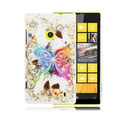 Valentine (Stor Fjäril) Nokia Lumia 520 / 525 Skal