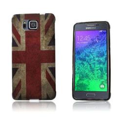 Westergaard Samsung Galaxy Alpha Skal - Vintage UK Flagga
