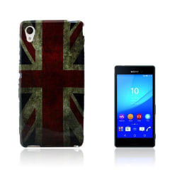 Westergaard Sony Xperia M4 Aqua Skal - UK Flagga
