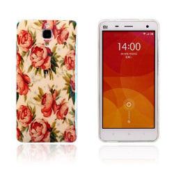 Westergaard Xiaomi Mi 4 Skal - Rosa Blommor