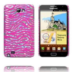 Zebra (Rosa) Samsung Galaxy Note Skal