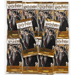 Harry Potter Samlarkort, 10 paket (Panini)