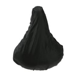 Sadelskydd Cykel - Sadelöverdrag - Flera färger svart