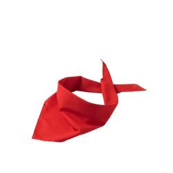 Scarf - Bandana - Hund - Flera färger röd