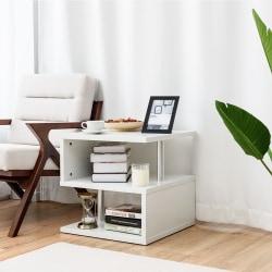 Bord i 3 hyllor med modern design