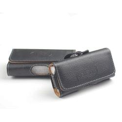 iPhone 7/8 mobilväska bältesclip 4.7 inch Svart