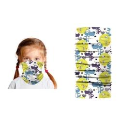 Tubscarf för barn multifärg one size