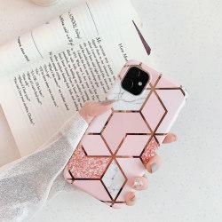Marmorskal till Huawei P20 Lite rosa