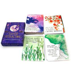52-kort Oracle Tarot Card / Tarotkort Bernstein guidebok