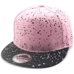 Pojkar Flickor Småbarn Barn Basebollhatt Hip-Hop Dans Casual pink