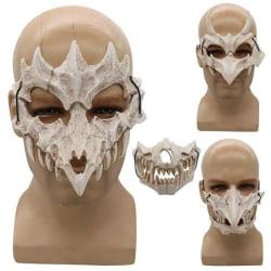 Halloween Japan Secondary Cosplay Mask Dragon God Mask Tiger Dragon God