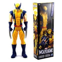 30 cm Marvel Avengers Super Hero Actionfigur Barnleksaker Gåvor Wolverine