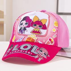 Nya Kids Girl Baseball Cap Snapback Barn Cartoon Sport Hat A