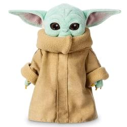 Star Wars Baby Yoda Plyschdockor mjuka Leksaker mjuk leksak 30 cm Yoda