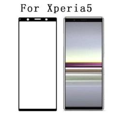 Härdat glas för  Sony Xperia 5 Transparent