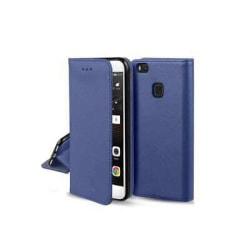 Book Case för iPhone 12 Pro Max blå blå