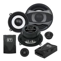 Crunch GTI5.2C,Bilhögtalare,Kit-system,Komponent-system.