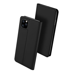 iPhone 11 Pro Max - Stilrent Smidigt DUX DUCIS Fodral Svart