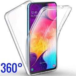 360° TPU Silikonfodral | Samsung A9 2018 | Heltäckande Skydd Blå