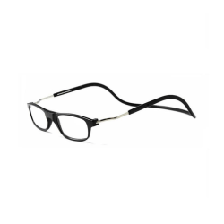 Smarta Läsglasögon med Magnet Svart 2.0