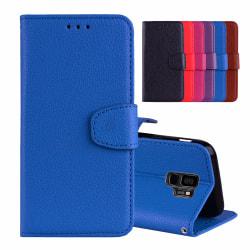 Nkobee Fodral till Samsung Galaxy S9+ Blå