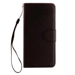 Stilrent Plånboksfodral från NKOBEE - Huawei P10 Svart