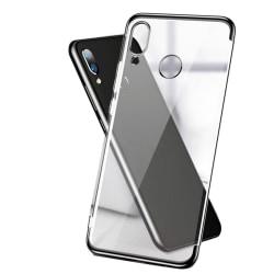Silikonskal - Huawei Honor Play Silver
