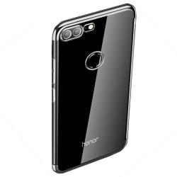 Huawei Honor 9 Lite - Robust Silikonskal Silver