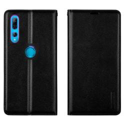 Huawei P Smart Z - Praktiskt Stilrent Plånboksfodral Svart