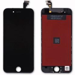 iPhone 6 LCD Skärm Svart Svart