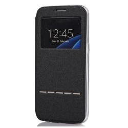 Smart Fodral med Svarsfunktion - LG G5 Svart