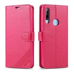 Huawei P Smart Z - Plånboksfodral (Yazunshi) Röd