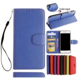 Plånboksfodral av NKOBEE för iPhone 5/5S/SE Rosa