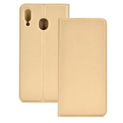 Professionellt Plånboksfodral - Huawei P Smart Z Guld