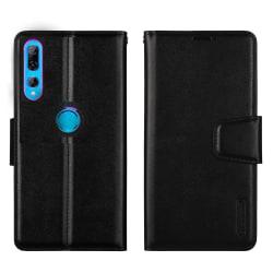 Praktiskt Plånboksfodral - Huawei P Smart Z Svart