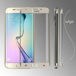Samsung S6 Edge - ProGuard EXXO-Skärmskydd 3D (HD-Clear) Curved Clear