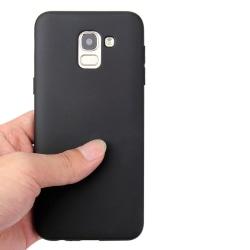 Samsung Galaxy J6 2018 - Silikonskal Frostad