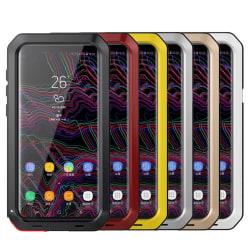 Army HEAVY DUTY (Stryktålig) Aluminum för Samsung Galaxy S8Plus Svart