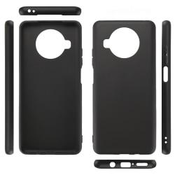Xiaomi Mi 10T Lite - Genomtänkt Mattbehandlat Skyddsskal (NKOBEE Svart