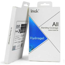IMAK Skärmskydd till LG V30 - Soft Hydrogel 2-pack Transparent