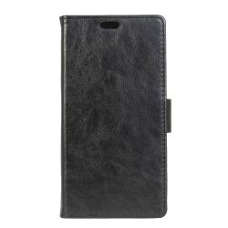 Huawei Mate 9 Pro Plånboksfodral Svart