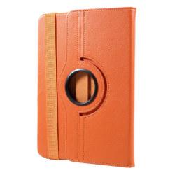 """360 Rotation fodral Samsung Galaxy Tab S3 9.7"""" - Orange"""