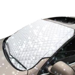 Vindruteskydd till bilens vindruta för skydd mot sol, snö och da