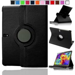 "360° Rotation fodral Samsung Tab S 10.5"" Svart"