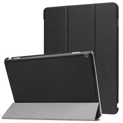 "Fodral Till Huawei MediaPad M3 Lite 10"" - Svart Svart"