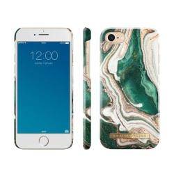 iDeal Of Sweden IPhone 8/7/6s/6/SE - Golden Jade Marble multifärg