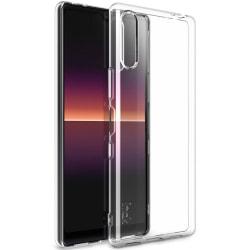 IMAK UX-5 Series TPU skal Sony Xperia L4 Transparent