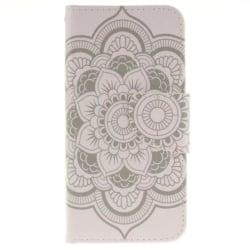 iPhone 7 / iPhone 8 Plånboksfodral Mandala Flowers multifärg